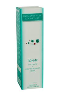 Tonic for dry and sensitive skin