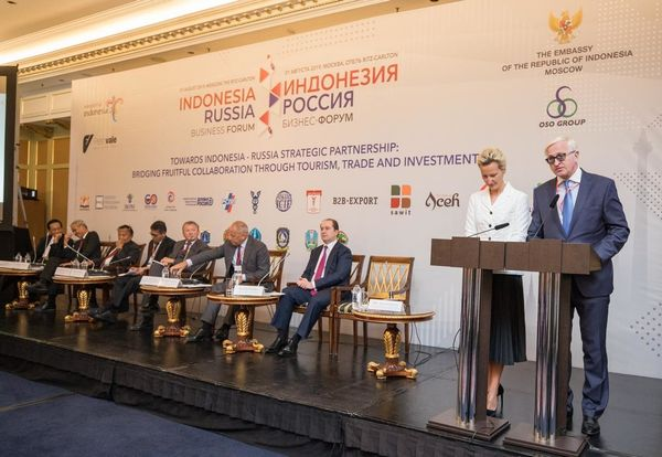 Global Rus Trade is involved in strengthening trade and economic ties between Russia and Indonesia