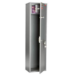 AIKO 1018/Sparrow Arms Safe, 1002 x263 x183 mm, 8 kg, 2 key locks, tracer