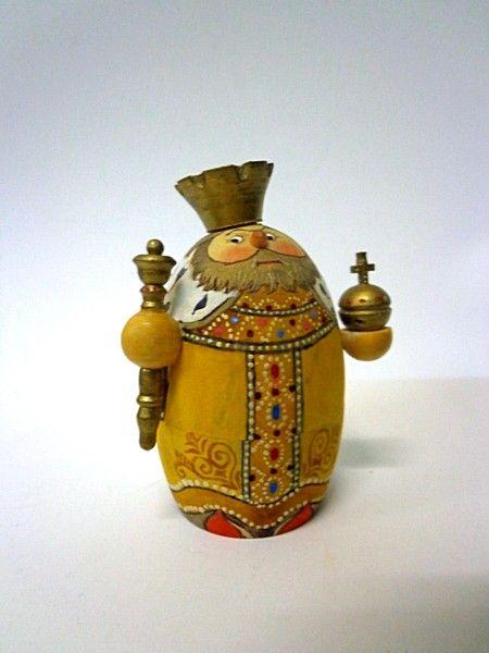 "Tver souvenirs / Casket ""Tsar"""