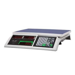 MERCURY / Trade scales M-ER 326-32.5 LED (0.1-32 kg) without stand, resolution 5 g, platform 325x230 mm