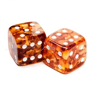Amber of Russia / Dice