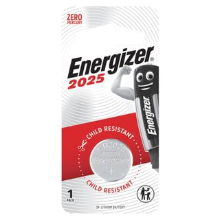 Energizer / Battery CR 2025, lithium in blister, 1 pc.