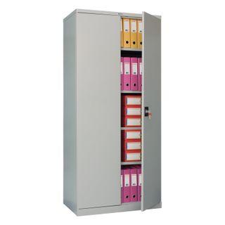Metal cabinet BRABIX