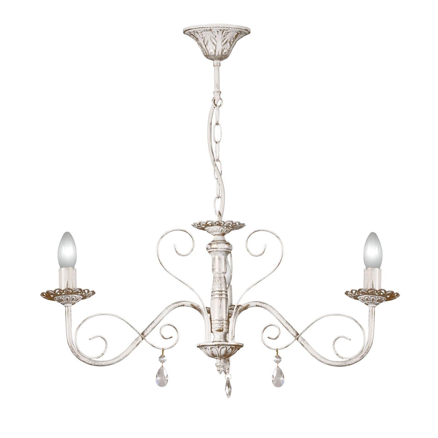 PETRASVET / Pendant chandelier S1023-3, 3xE14 max. 60W