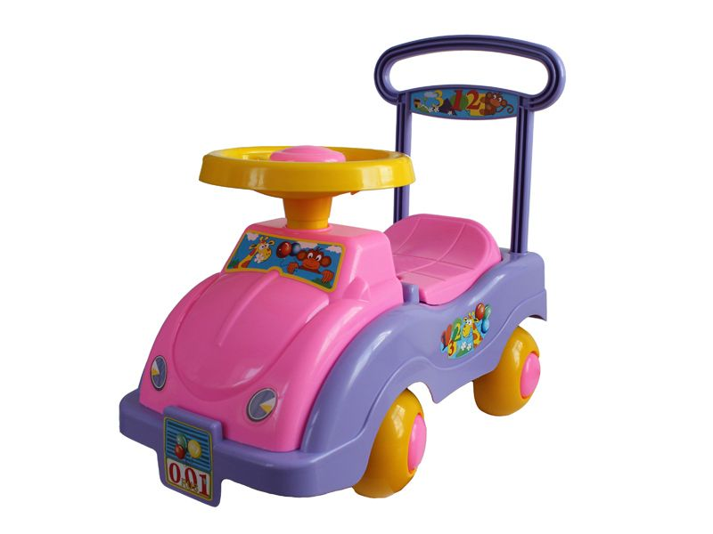 Sovtekhstrom / Toy Car-wheelchair for girls