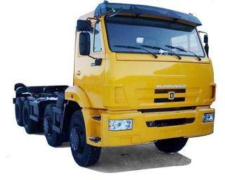 Chassis KAMAZ - 6540-А4