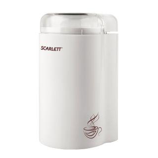 SCARLETT SC-CG44501, 160 watt, 65g capacity, plastic, white