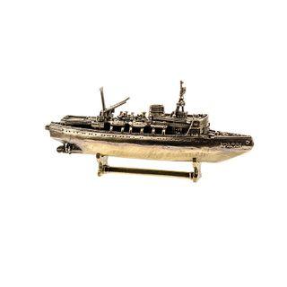 "The model of the icebreaker ""Krasin"" 1:665"