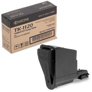 Toner cartridge KYOCERA (TK-1120) FS1060DN / 1025MFP / 1125MFP, original, yield 3000 pages