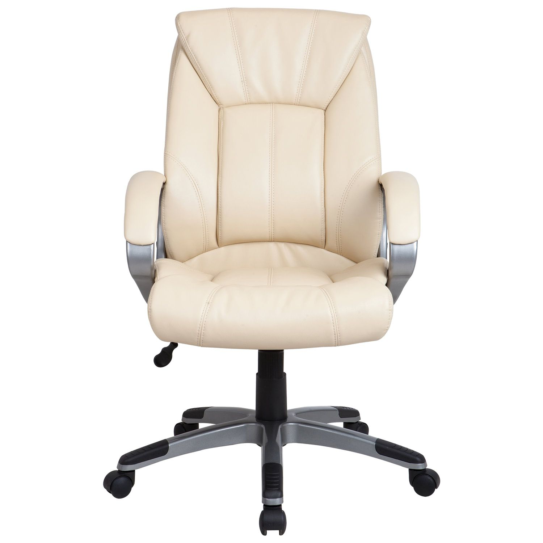 "Office chair BRABIX ""Maestro EX-506"", eco-leather, beige"
