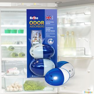 Br! Te Odor scavenger for refrigerators on blister