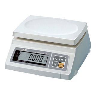 CAS / Filling scales SW-10 (0.1-10 kg) without stand, resolution 5 g, platform 241х192 mm