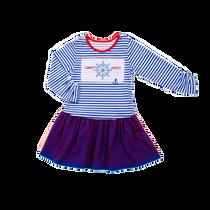 """Dress """"sailor-2"""""""
