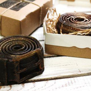 Handmade Soap for Men Strap
