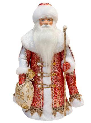 "Ded Moroz traditional ""Great Ustyug"", 34 cm."