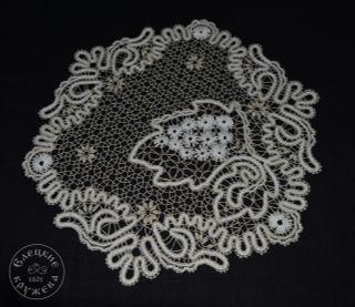 Doily lace С692