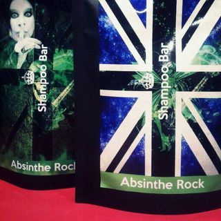 Solid shampoo Shampoo Bar 6in1 Absinthe Rock (anise + wormwood)