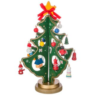 """Figurine wooden """"Tree green toys"""""""