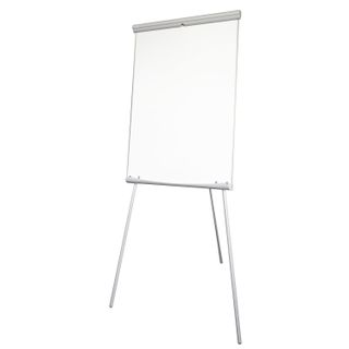 Whiteboard-flipchart magnetic marker (70x100 cm), on a tripod, ECO,
