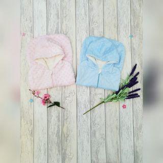 №0322 diaper-cocoon with zipper