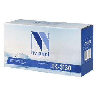Toner cartridge NV PRINT (NV-TK-3130) for KYOCERA FS-4200D / 4300D, yield 25,000 pages.