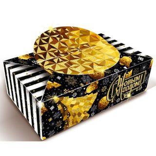Luxury packaging has a capacity of 600g.