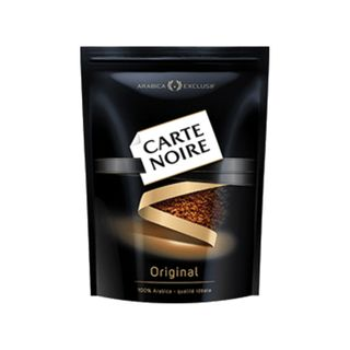 Instant coffee CARTE NOIRE, freeze-dried, 150 g, soft pack