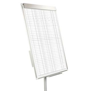Notebooks for flipchart FISMA, SET of 5 PCs, 20 sheets, cell, 67,5х98 cm, 80 g/m2