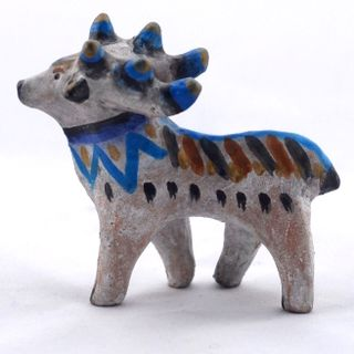 Kargopol clay toy Deer