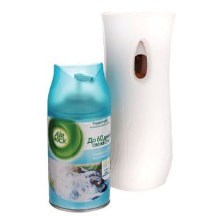 The automatic air freshener 250 ml, AIRWICK, dispenser+replacement cylinder,