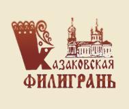 Company `s logo KPHI - Kazakovskaya filigree