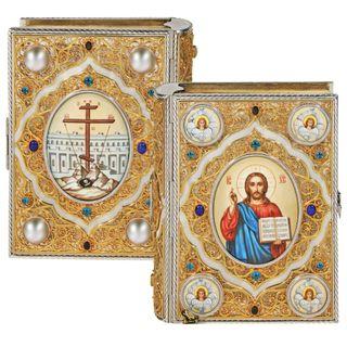 Rostov enamel / Prayer book