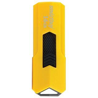 SMARTBUY / Flash Drive 16 GB Stream USB 2.0, Yellow