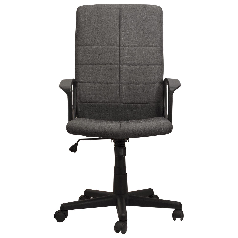 "Office chair BRABIX ""Focus EX-518"", fabric, gray"