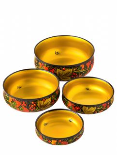 Set bowls, 4 piece