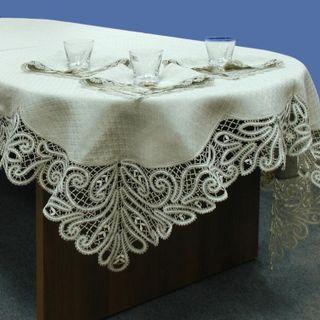 Tablecloth jacquard 240х160 cm