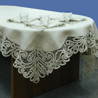 Tablecloth jacquard 240х160 cm
