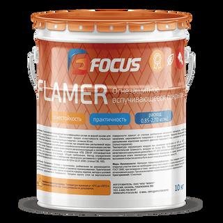 FIRE-PROTECTIVE PAINT (WINTER) FOCUS FLAMER S 20KG