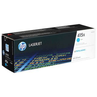 HP Color LaserJet M454dn / M479dw and others Toner Cartridge (W2031X), Cyan, 6,000 pages, Original