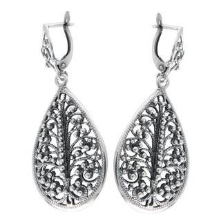 """Earrings 30002 """"Lace"""""""