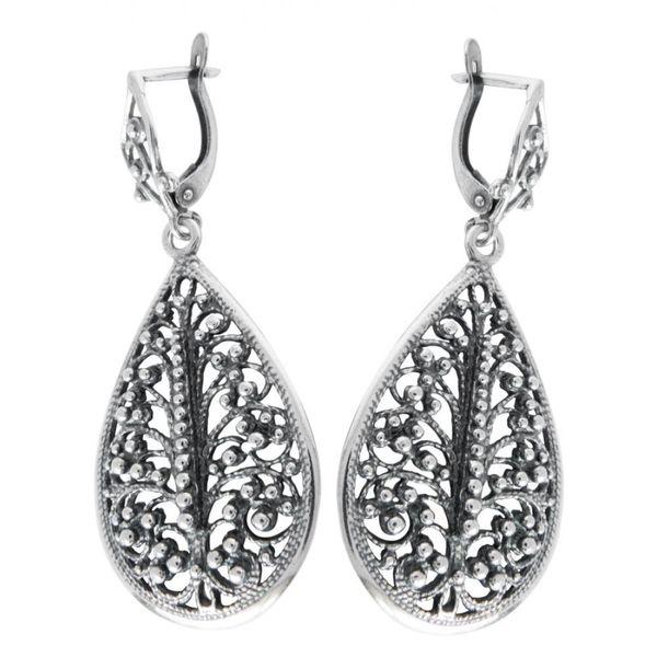 Earrings 30002 'Lace'