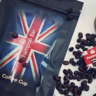 Solid Shampoo SHAMPOO-BAR COFFEE CUP (COFFEE)