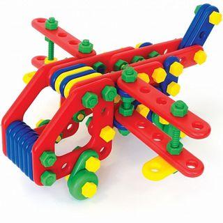 Letik-Kukuruznik - children's toy-designer, which develops the motor skills of fingers