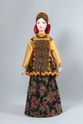 Doll gift. Russia. Maiden costume. - view 1