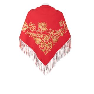 Tango scarf red