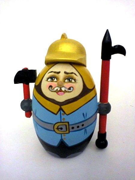 Tver souvenirs / Fireman box