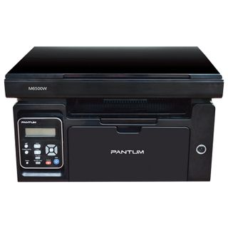 Laser MFP PANTUM M6500W (copier, printer, scanner), A4, 22 ppm, 20,000 pages / month, Wi-Fi (with USB cable)