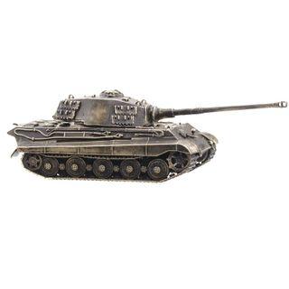 Model of tank T-VIB king tiger 1:72