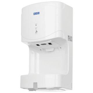 BXG-JET-5700 hand dryer, 1000 W, plastic, white